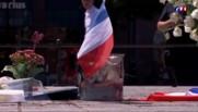 Attentat de Nice : tour de France des hommages aux victimes