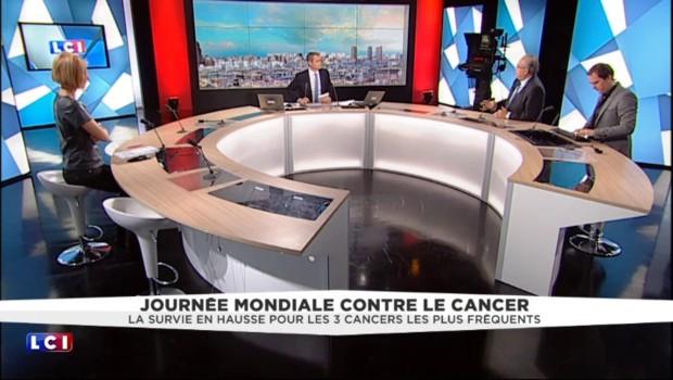 """Cancer : malgré une survie en hausse, """"on est confronté à la complexité de la maladie"""""""