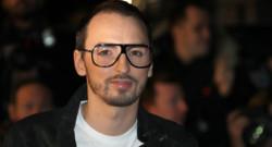 Christophe Willem lors des NRJ Music Awards 2010 à Cannes