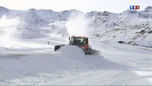 J-1 avant l'ouverture des pistes de ski de Val Thorens