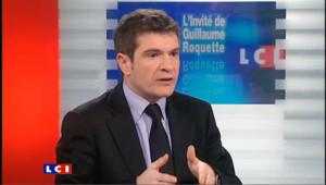 LCI - Benoist Apparu est l'invité politique de Guillaume Roquette