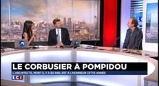 Le Corbusier, l'architecte qui proposait de raser le centre de Paris, s'expose au Centre Pompidou