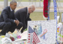 Le président américain Barack Obama et son vice-président Joe Biden à Orlando, le 16 juin 2016