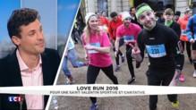 """""""Love Run"""" : courrez main dans la main pour la Saint-Valentin"""