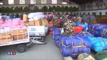 Népal : les secours progressent avant l'arrivée de la mousson