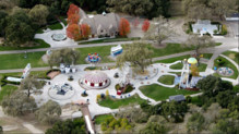Neverland, le ranch de Michael Jackson.