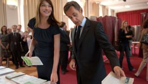 Nicolas Sarkozy Carla