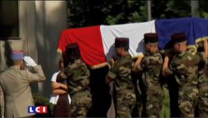 Retour en France des soldats tués : les images