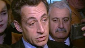 TF1/LCI Nicolas Sarkozy, le 18 janvier 2007