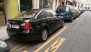 voiture stationnement parking