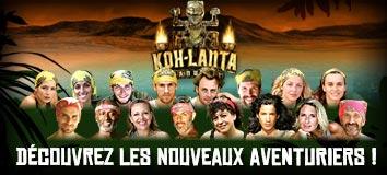 L'aventure Koh-Lanta sur tf1.fr