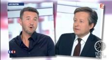 """Besancenot dénonce le Macron """"énarque"""" et """"millionnaire"""""""