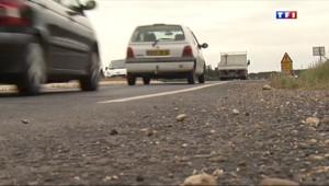Le 13 heures du 19 mai 2014 : 50 km/h entre Garon et Caissargues : les automobilistes collectionnent les PV - 987.5360982360842