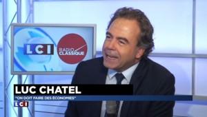 """""""Madame Taubira et François Mitterrand"""" : le lapsus de Luc Chatel sur LCI"""
