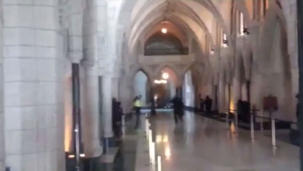 parlement toronto fusillade canada