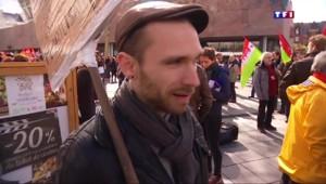 Rennes, Toulouse : tour de France des manifestations contre le projet de loi Travail