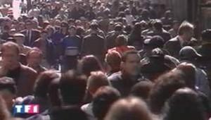 trottoiro foule population