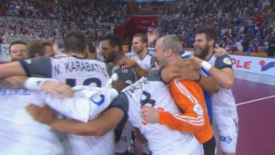victoire france qatar handball 2015 mondial