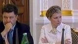Ukraine : le président écarte Timochenko