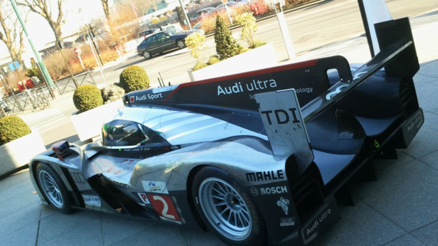 24h Mans 2012 presentation Audi R18 TDI OAK Racing LMP1 01