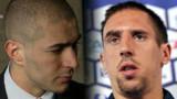 Affaire Zahia : Ribéry et Benzema renvoyés en correctionnelle