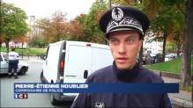 A Paris, les vieux camions qui polluent interdits de circulation