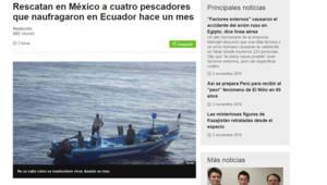 BBC Mundo pêcheurs Mexique