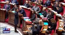 Najat Belkacem huée par la droite à l'Assemblée