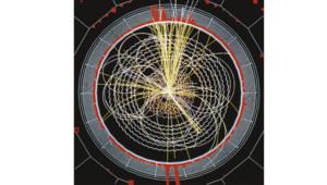 Simulation d'un boson de Higgs par le Cern