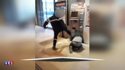 Vidéo polémique en gare d'Amiens : le vigile en garde à vue