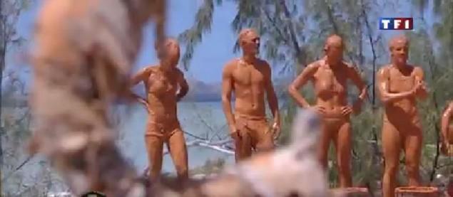 Jeu de confort épreuve culte de la boue - Koh Lanta Le Choc des Héros