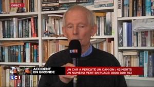 """Collision mortelle en Gironde : """"On a eu deux accidents de ce type en France"""""""