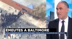 Emeutes: quel est le point commun entre Baltimore et Ferguson ?