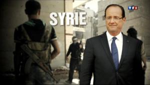 Le 13 heures du 16 septembre 2013 : Syrie, imp� emploi%u2026 : ce qu%u2019il fallait retenir de l%u2019allocution du pr�dent - 393.75199999999995