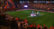 Le 13 heures du 19 mai 2013 : Foot : le Parc des Princes f le titre du PSG et dit adieu eckham - 555.9950000000001