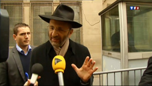 Le 20 heures du 11 avril 2013 : Le Grand Rabbin de France, Gilles Bernheim, d�ssionne - 1130.052