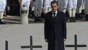 Nicolas Sarkozy résistance Glières