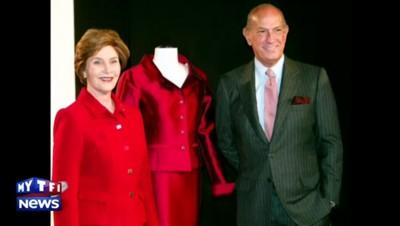 Oscar de la Renta, le couturier des premières dames américaines, est mort
