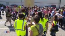 """Viols d'élèves en Isère : une marche organisée """"pour éveiller les consciences"""""""
