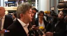 """Visite du pape François : Mélenchon """"ne souhaite pas la présence du religieux dans le débat publique"""""""