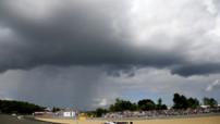 24 Heures du Mans 2014 - Audi R18 #2 : la pluie menace après 1h30 de course