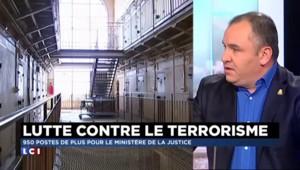 """Isolement des islamistes : """"Il faudra peut-être aller plus loin"""" dit l'UFAP-Unsa Justice"""