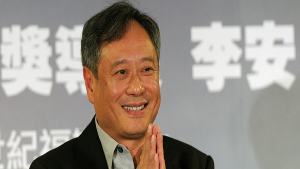 Le réalisateur taïwanais Ang Lee en octobre 2010