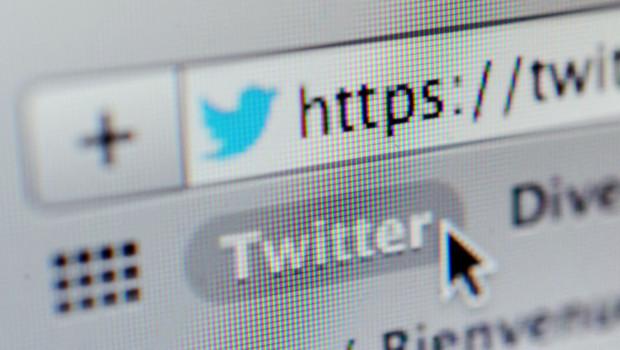 Le réseau social twitter