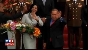 Quand Hugo Chavez rencontre Miss Monde…