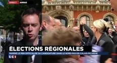 Régionales : fin d'un long et faux suspense pour la candidate Marine Le Pen