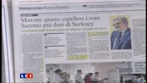 Roms: l'Italie veut une directive européenne