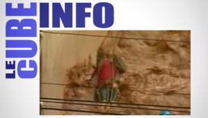 Cube infos du 14/01/11 : Une Brésilienne miraculeusement sauvée