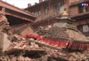 Le 13 heures du 28 avril 2015 : Katmandou, la capitale népalaise sinistrée - 220.8969063262939