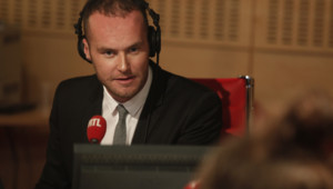Philippe Corbé © Abacapress-RTL